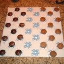 Coconut Checker Game