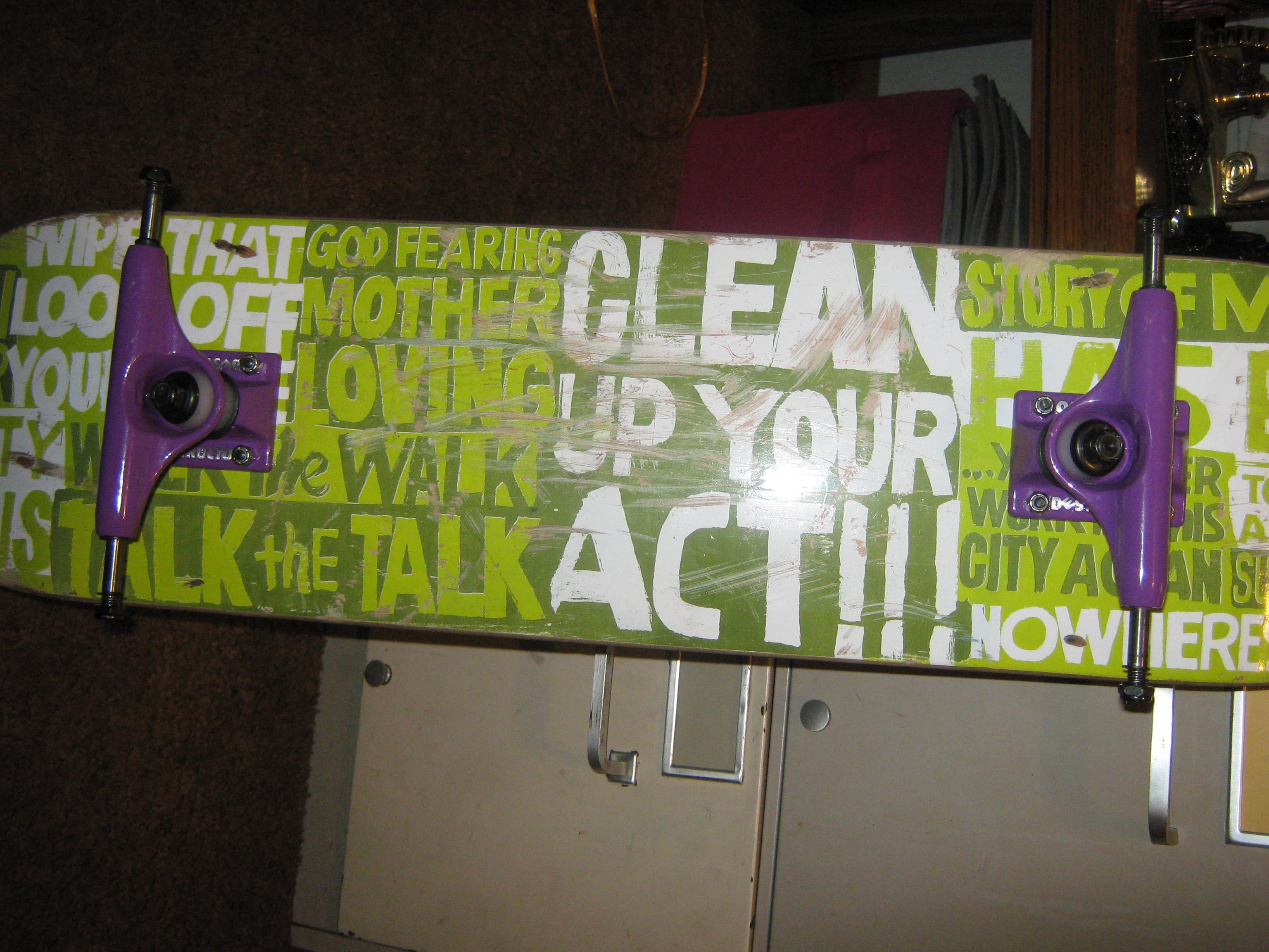 Cleaning Skateboard Bearings