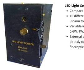 Multiwavelength LED Light Source