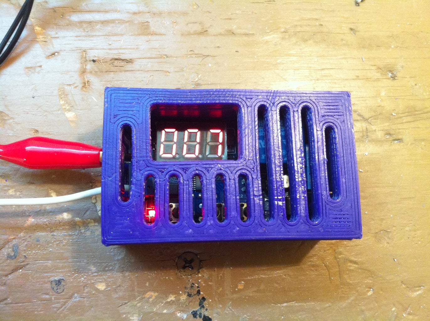 Wire Up the Digital Timer & Solvent Pump