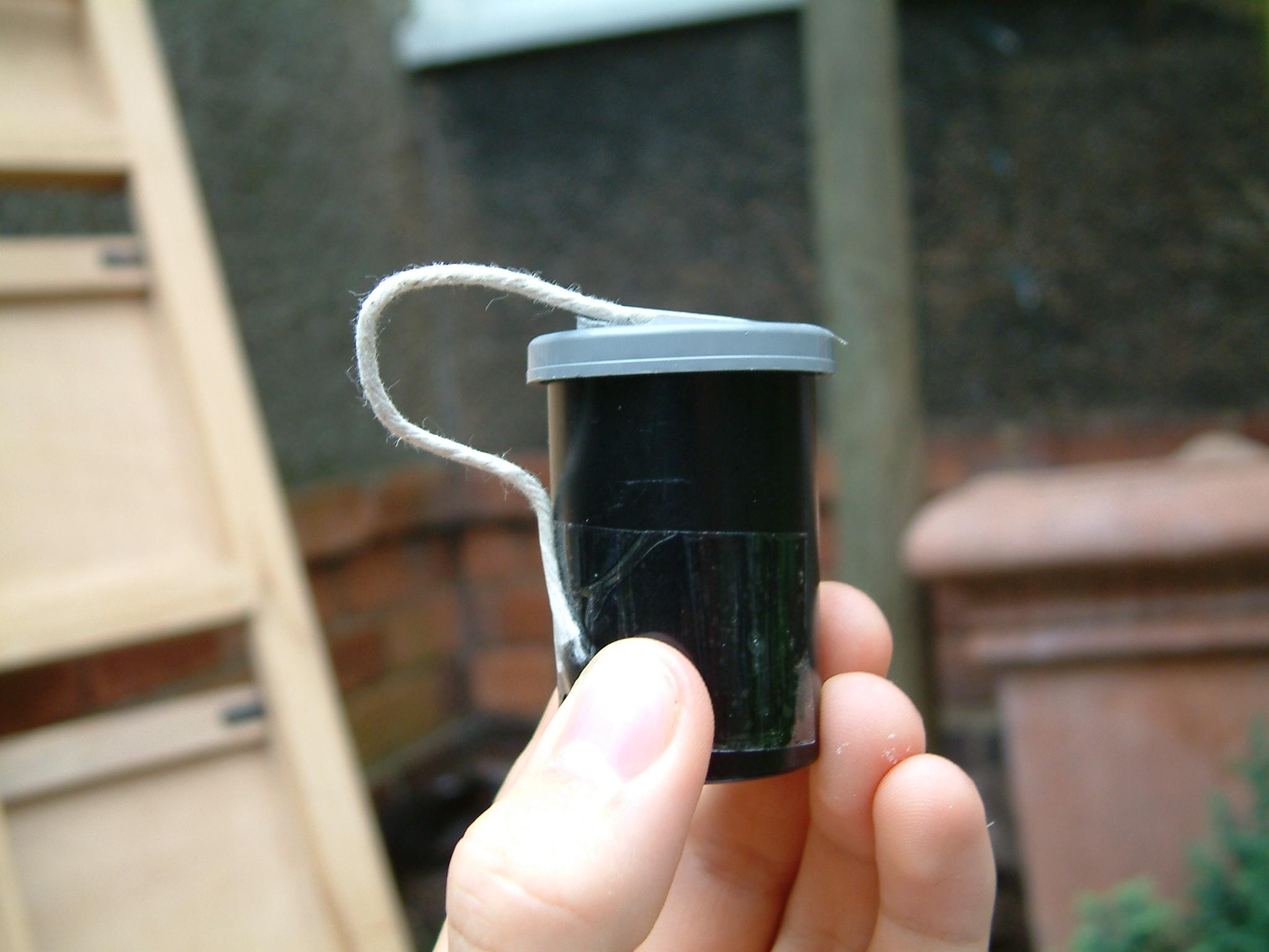 Pepper Grenade Canister/ Bomb