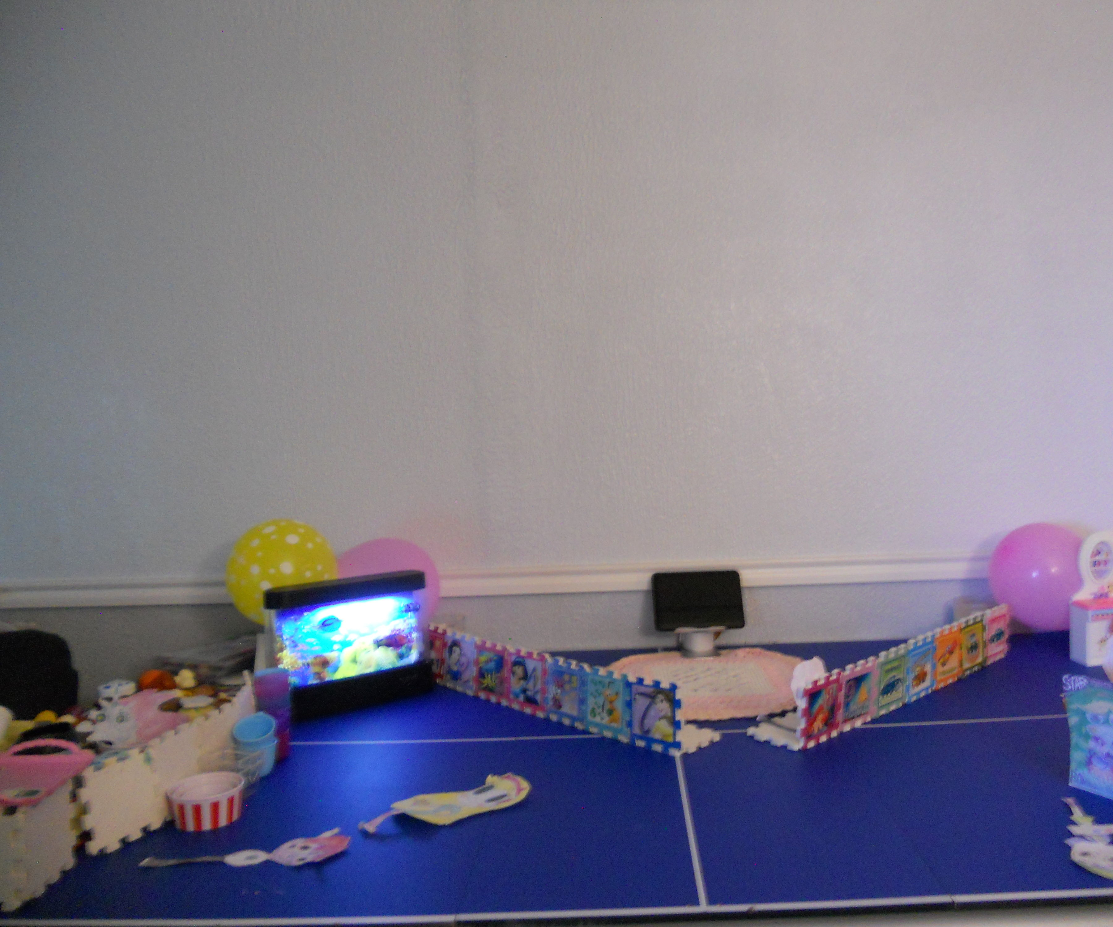 How to make a movie theater for toys!