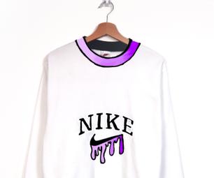 Aesthetic Nike Custom Wear