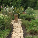 Stone Garden Walkways