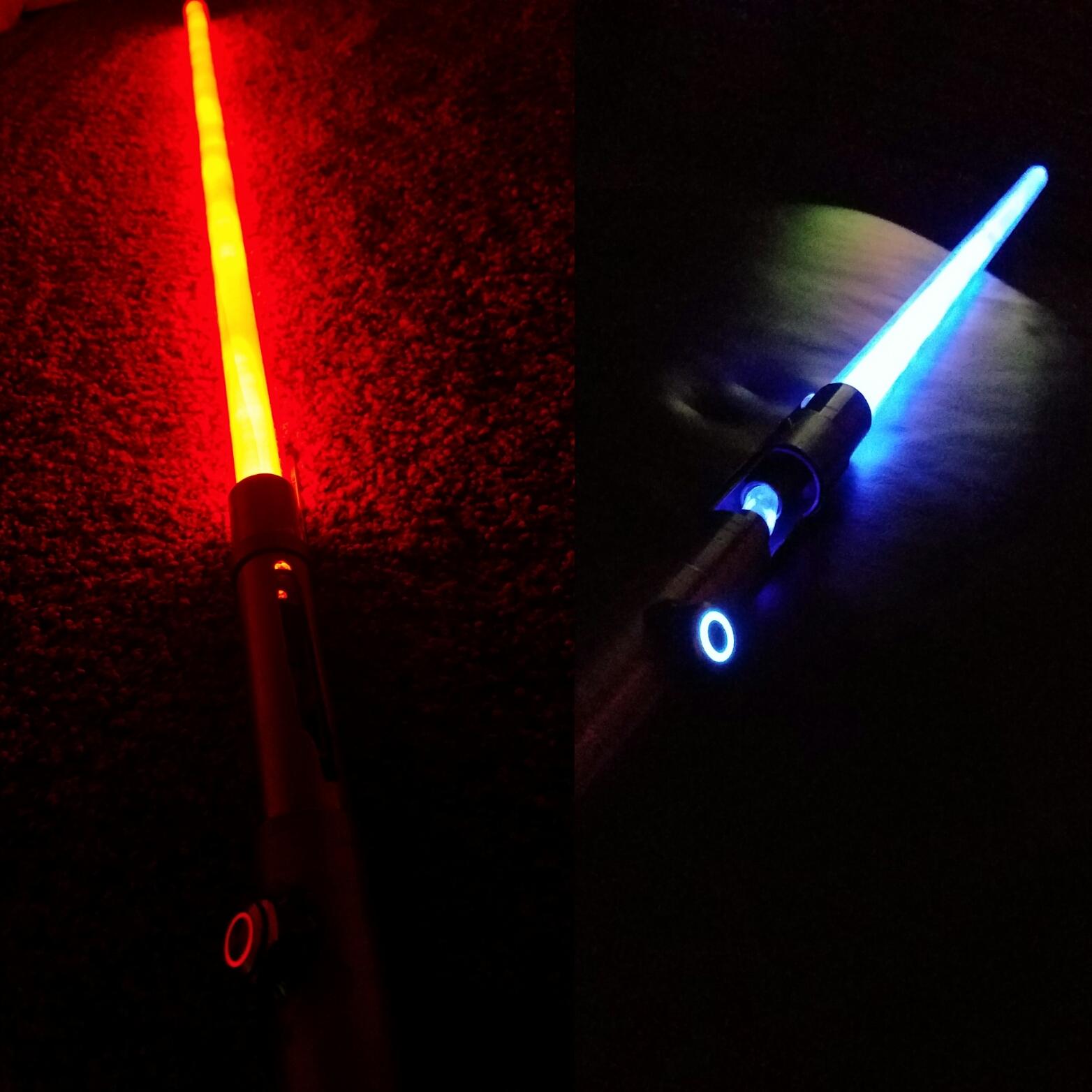 simple lightsaber