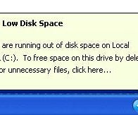Quick and Easy Unlimited Laptop Disk Space