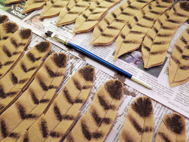 Make Feathers