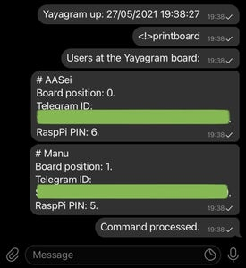 Telegram Custom Commands