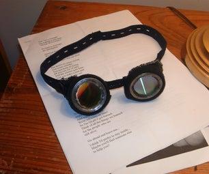 Reflective Goggles