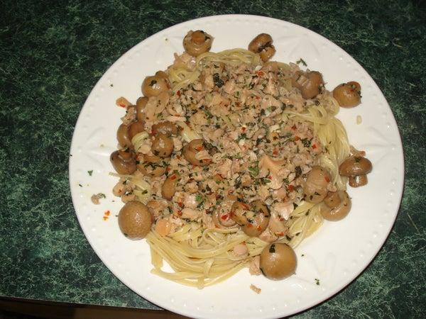 Linguini and Clam Sauce Recipe