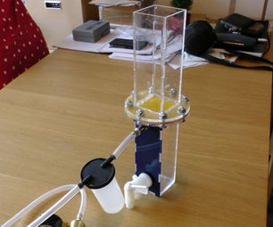 Vacuum Filtration System for Water Quality Tests