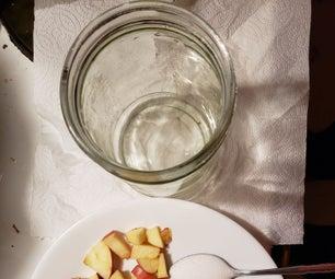 Make Soft Sparkling Apple Cider in 4 Days