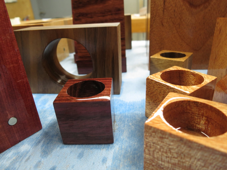 Oil and Wax Blocks
