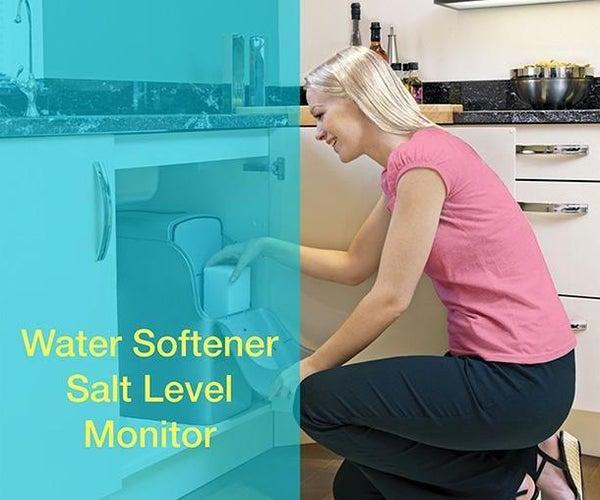 Water Softener Salt Level Monitor