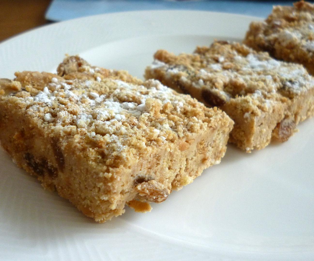 No-Bake Creamy Crunchy Peanut Butter Squares
