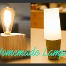 Custom Homemade Lamps for Cheap!