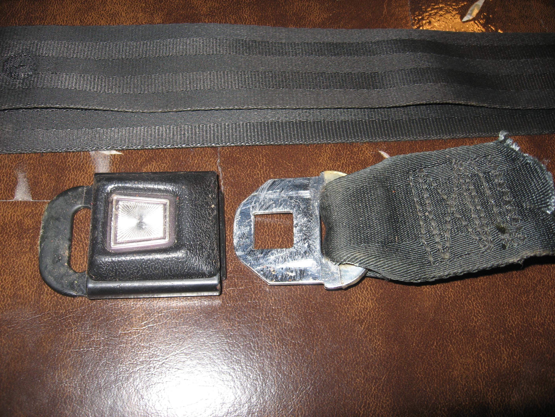 A seat belt - belt