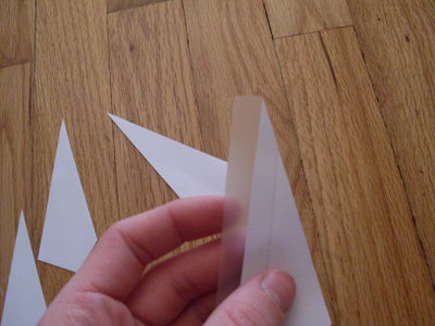 Making the Fins