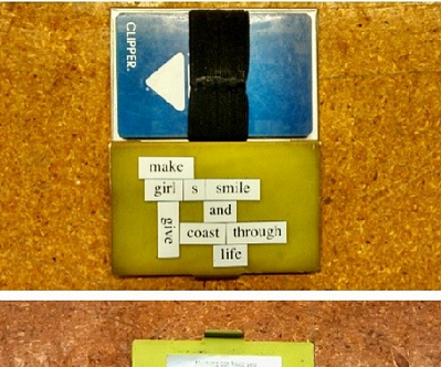 """The """"Magni-Case Wallet"""" (Minimalist Design, Note Functions & RFID Protection)  - Made @TechShop"""