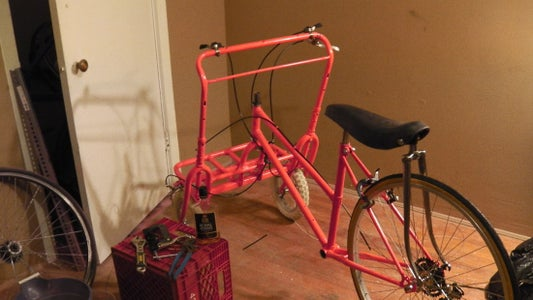 Assemble the Bicycle