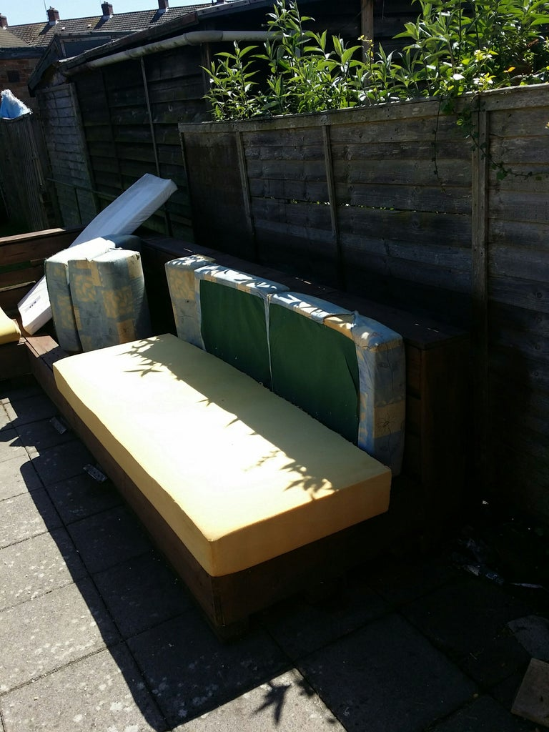 Last Step Cushions
