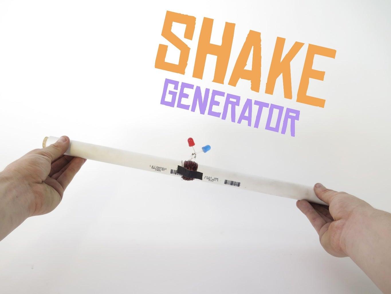 Shake Generator