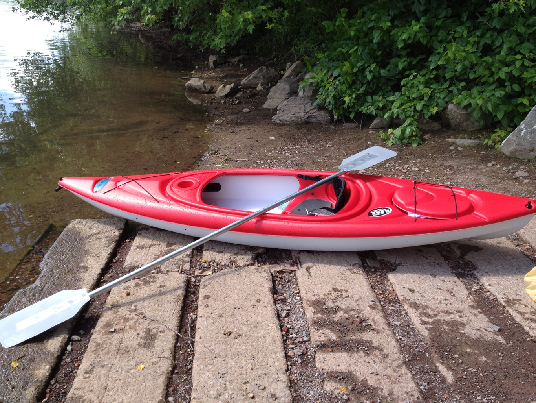 Make a Kayak Paddle!