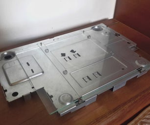 Desk Pad/Tray