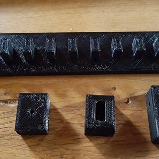 Objet 3D Printer Fit Tests