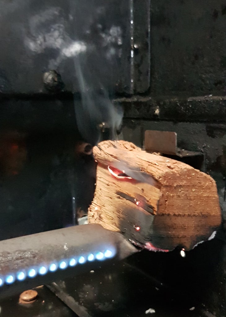 The Wood-fired Cheat