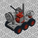 Make a LEGO Mars Rover!
