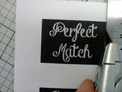 Print and Stick