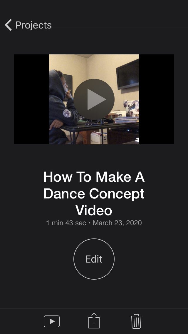 How to Create Your Own Dance Concept Video