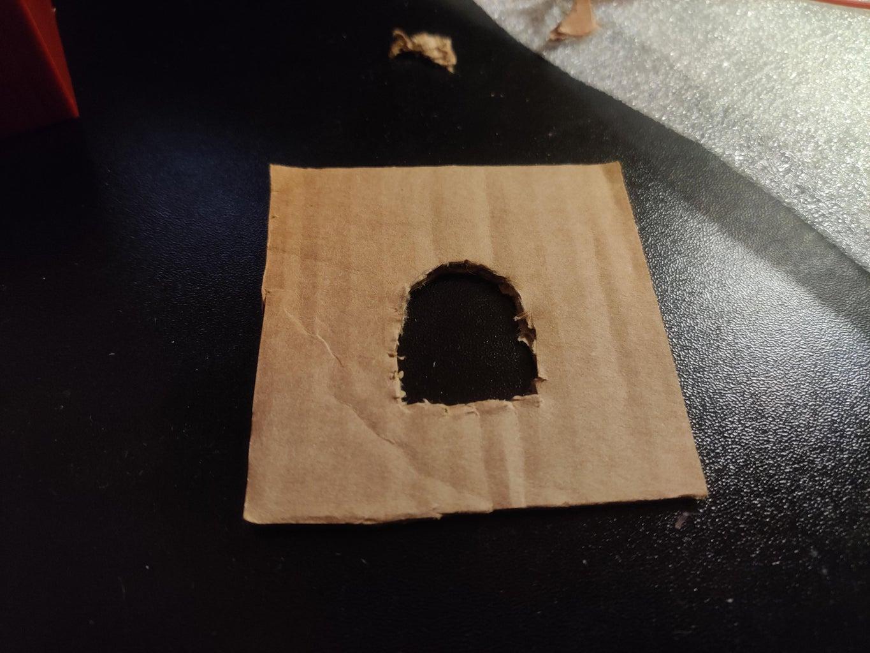 Cutting Cardboards
