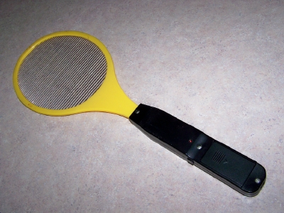 Fix a non-working electronic fly swatter