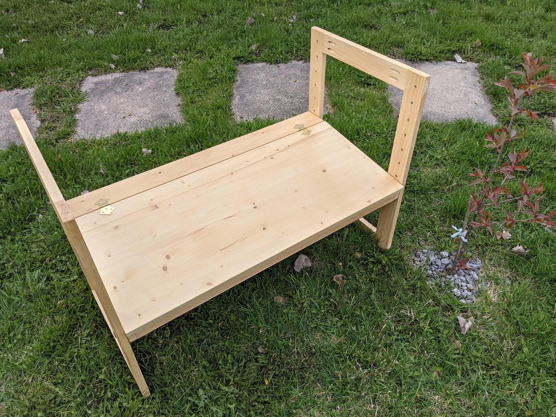 Kid Desk (height Adjustable)