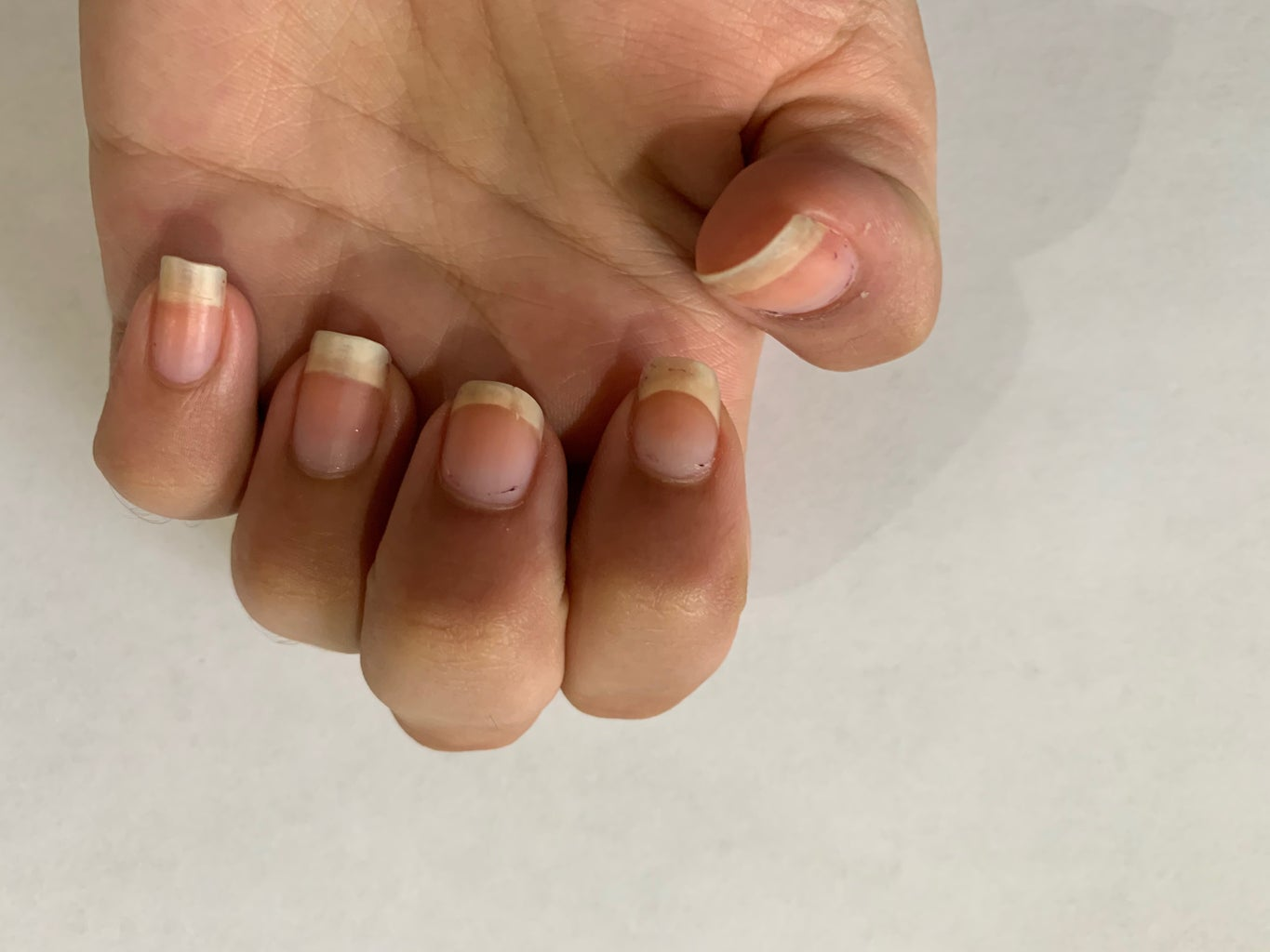 Gather Your Materials and Prep Nails