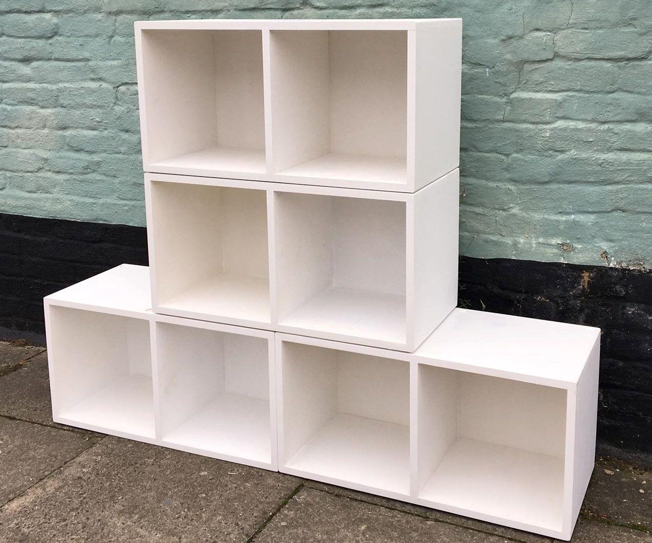 Modular Record Storage Units