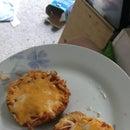 Mini Air Fryer Oven Pizzas