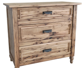 How to Build a Cottage Style Nightstand
