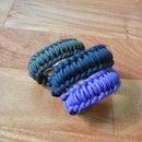 Quick release paracord bracelet