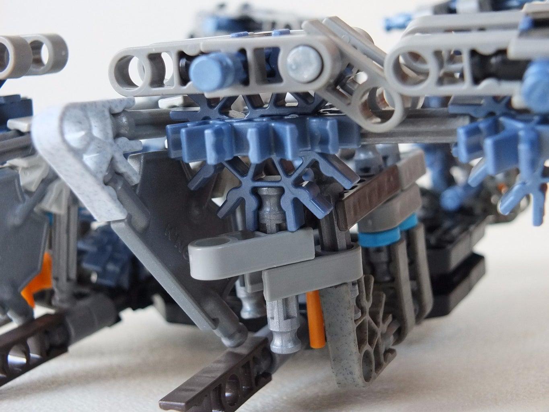 Landing Gear & Base Structure