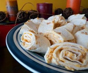 Simple, Tasty, Taco Roll-ups