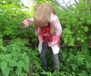 Half Life 2 Zombie Costume