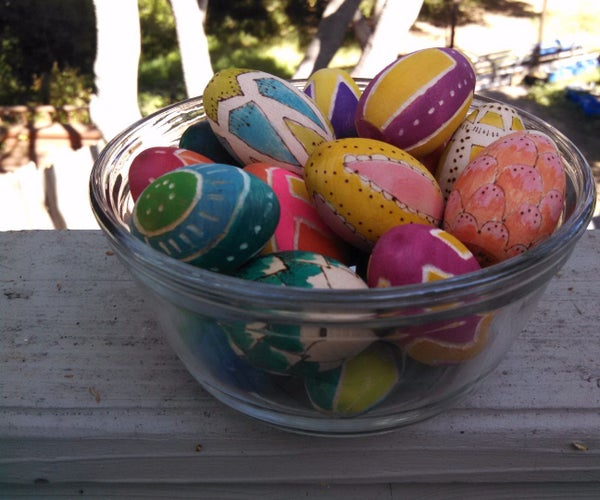 Forever Easter Eggs, Two Ways