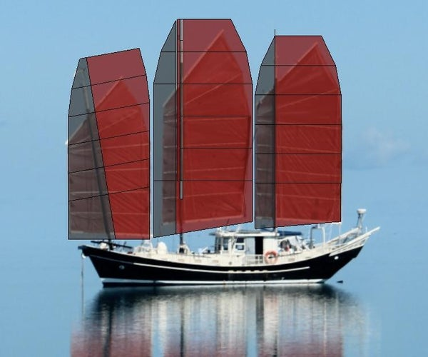 Wing'soul. Easiest to Build Wing Sail.
