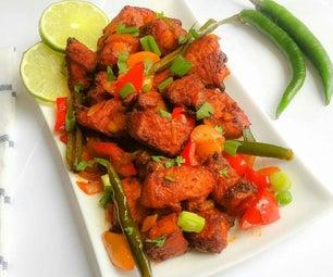 Spicy Chili Chicken