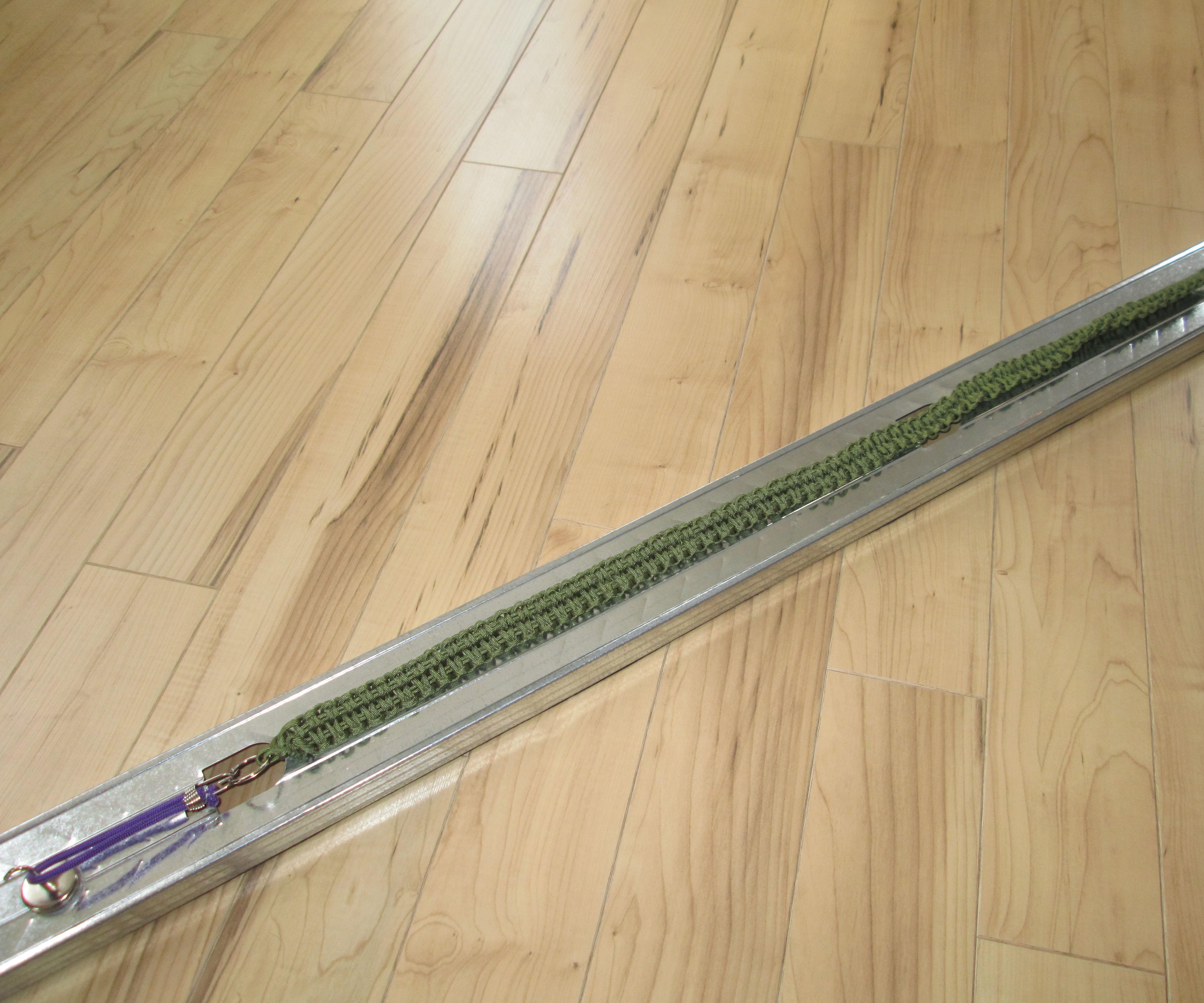 Paracord Magnetic Metal Loom