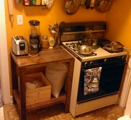 Building With Fractions: Kitchen Dilemma