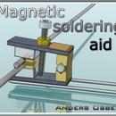 Magnetic Soldering Aid